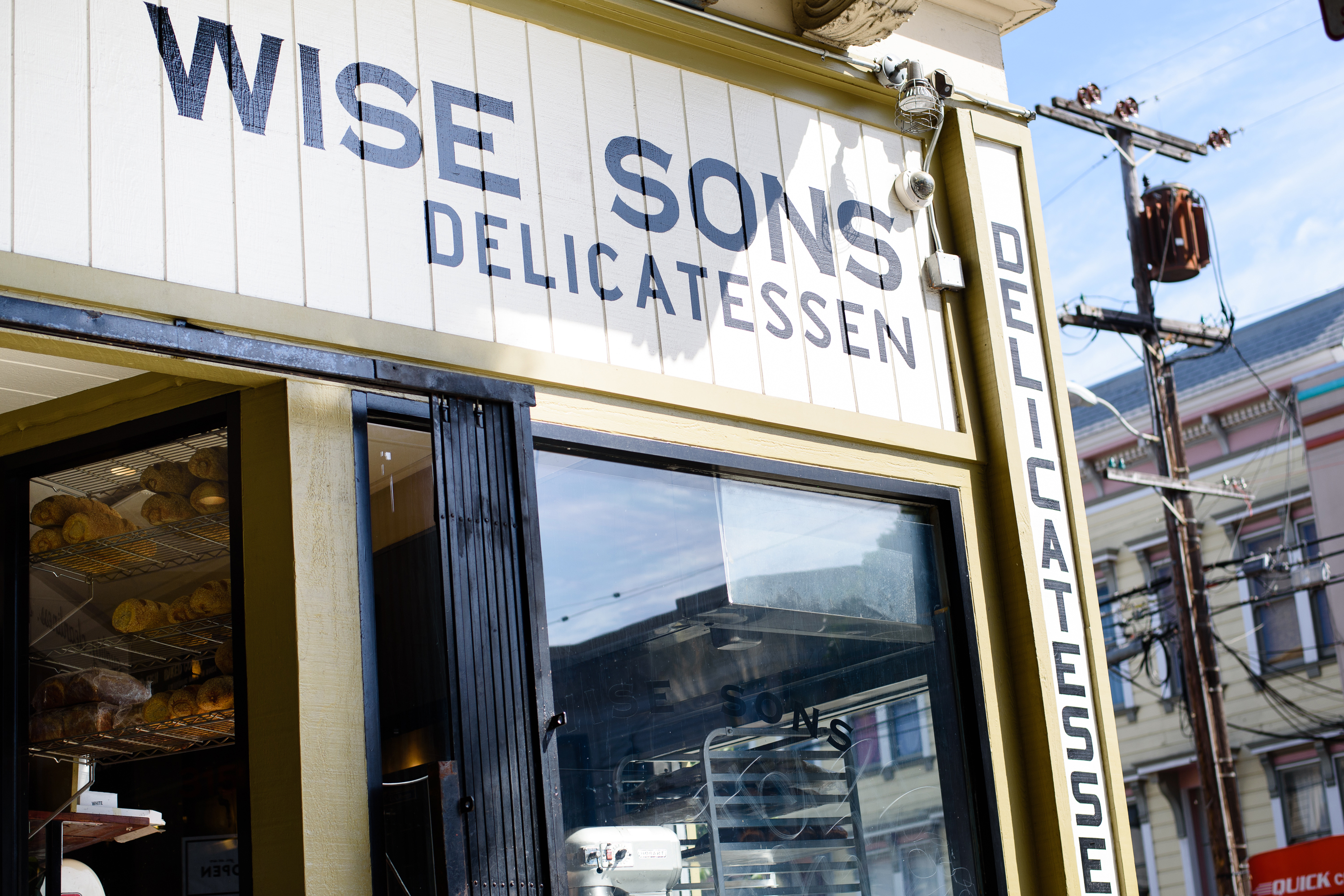 Wise Sons Jewish Delicatessen - Mission - San Francisco - The ...