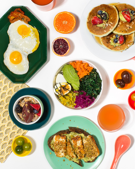 The Kind-Of-Healthy Brunch Guide